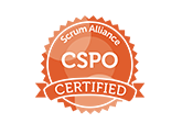 Logo Member CSPO Scrum Alliance